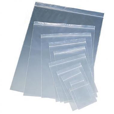 1000 bolsas con cierre de cremallera transparente y pl/ástico apto para alimentos 4x6 cm